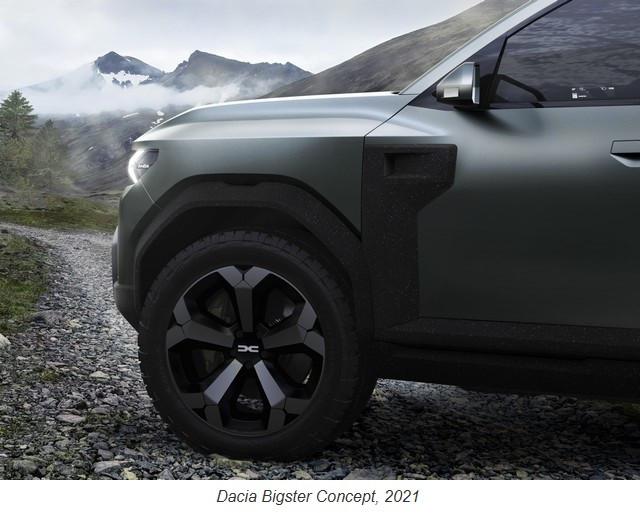 Dacia, la petite marque qui voit grand 2021-Dacia-Bigster-Concept-3
