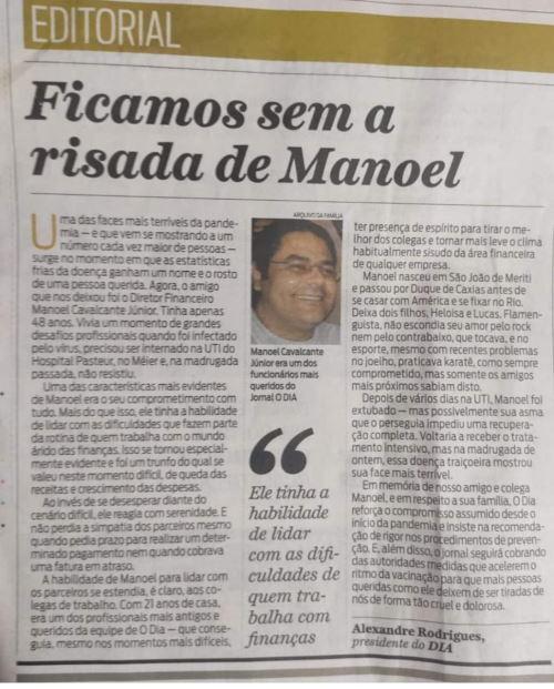 R.I.P. Manoel/Rico Rico5