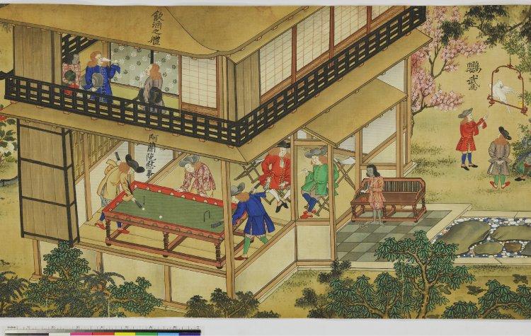 Japanese-billiards-c-1700-3