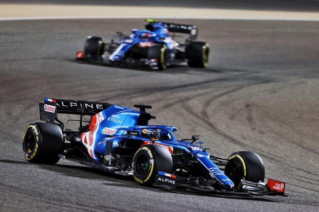 Alpine F1 Team bredouille à Bahreïn après un début de saison âprement disputé Grand-Prix-Gulf-Air-de-Bahren-2021-6
