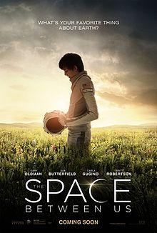 სივრცე ჩვენს შორის THE SPACE BETWEEN US