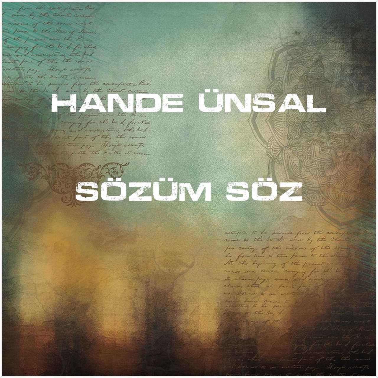 دانلود آهنگ جدید Hande Ünsal به نام Sözüm Söz