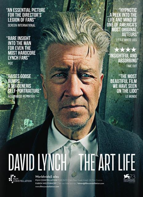დევიდ ლინჩი: ხელოვნებით ცხოვრება DAVID LYNCH: THE ART LIFE