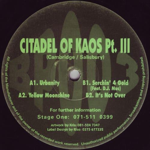Download Citadel Of Kaos - Part III mp3