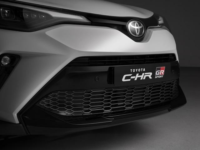 Toyota C-HR « GR SPORT » : encore plus dynamique et plus exclusif  Chrext3-2
