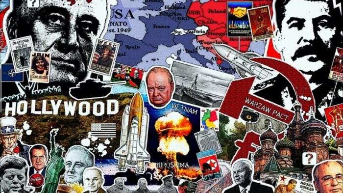 Началась холодная война. |Фото: yandex.com.