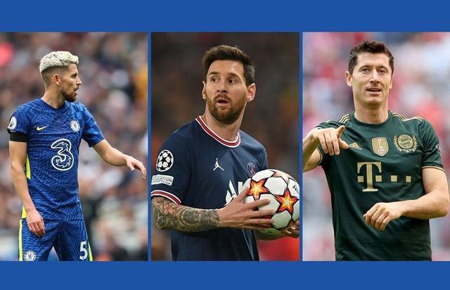 LIVE - France Football ოქროს ბურთის ნომინანტებს ასახელებს