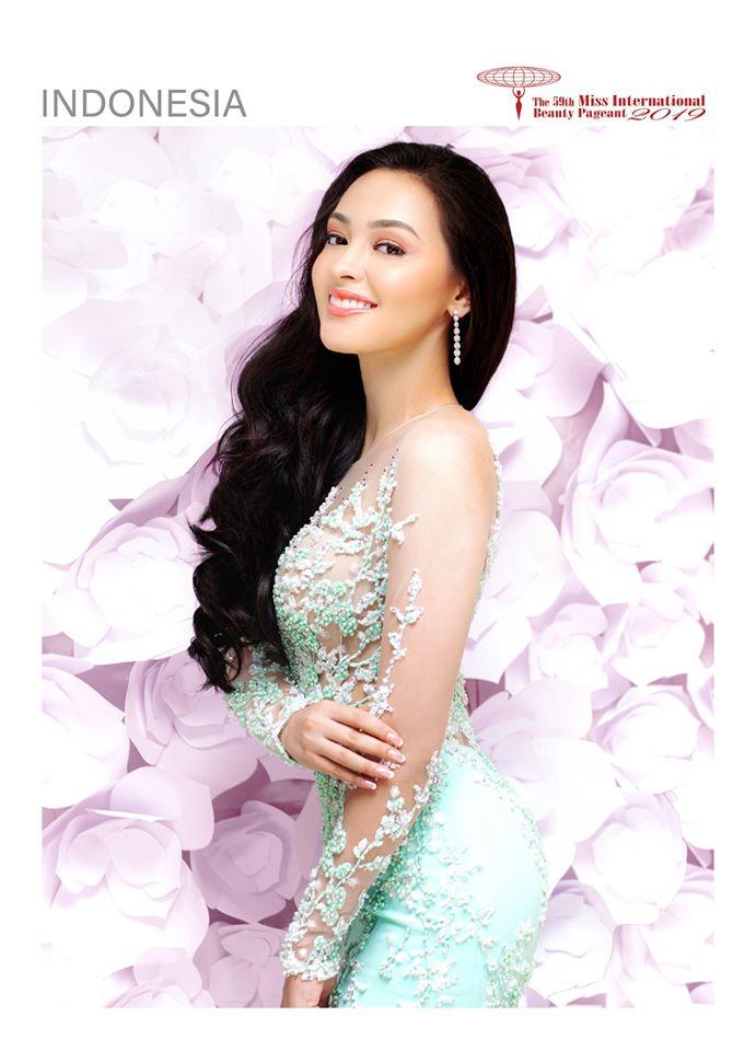 Round 31st : Miss International 2019 12