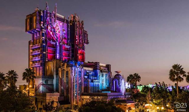 Les Coulisses des Attractions [Disney - 2021] ATT2