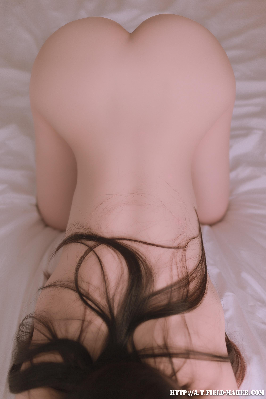 Tsubaki Album vol.009 Nudist ただの体、初全裸 all-naked-14