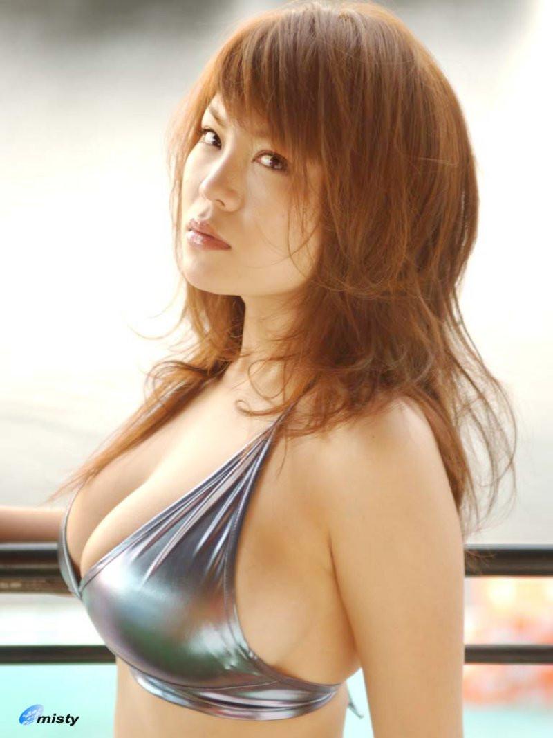 [@misty] Idol Gravure No.007 Yoko Matsugane 松金洋子025