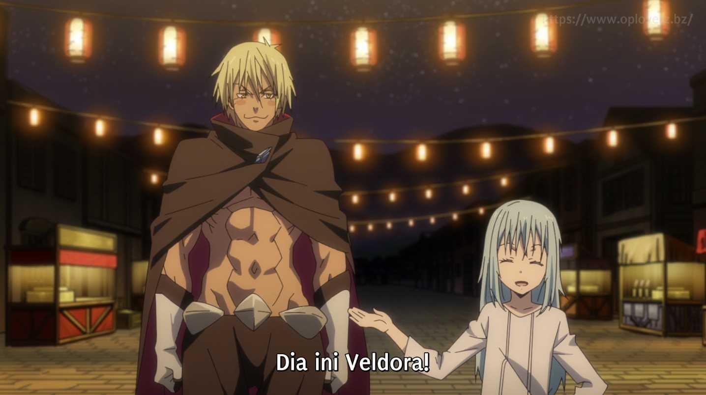 Tensei shitara Slime Datta Ken Season 2 Episode 13 Subtitle Indonesia