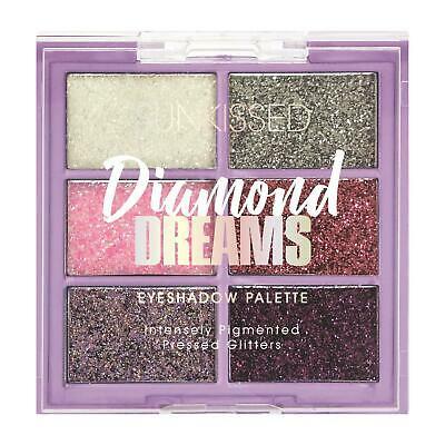 სანქისდი თვ/ჩრდილი 2337 Diamond Dreams Glitter პალეტი 6x1.1გრ *