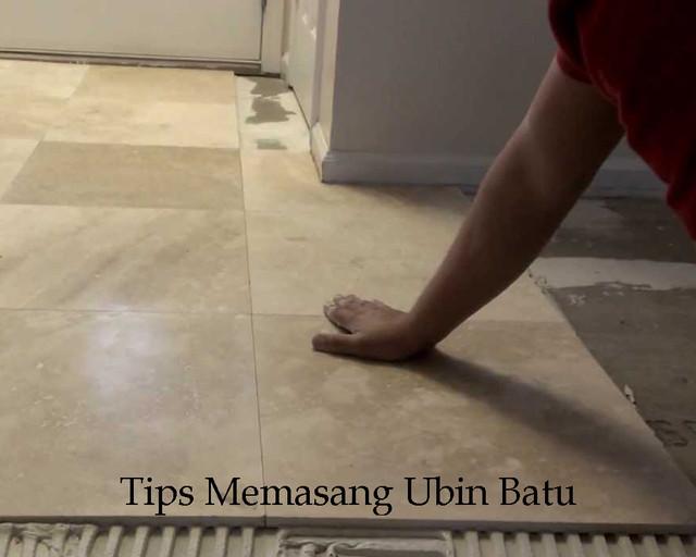 Tips Memasang Ubin Batu Alam untuk Dinding Rumah