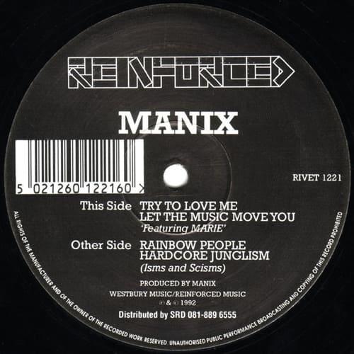 Download Manix - Rainbow People mp3