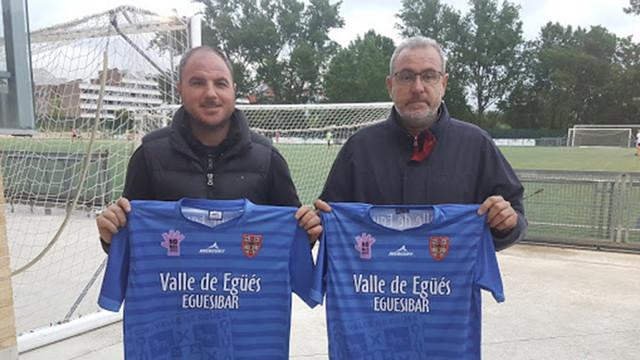 Entrenadores Valle de Egues 2019/2020 - Diario de Noticias