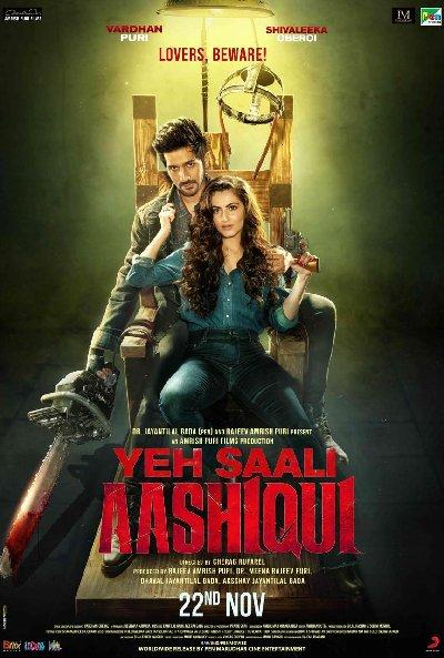 Yeh Saali Aashiqui (2019) Hindi 480p HDRip 300MB ESubs DL