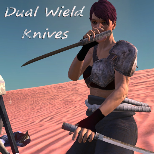 Dual Wield Knives / Двойные Кинжалы