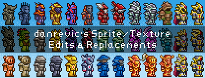 danrevic's Sprite/Texture Replacements