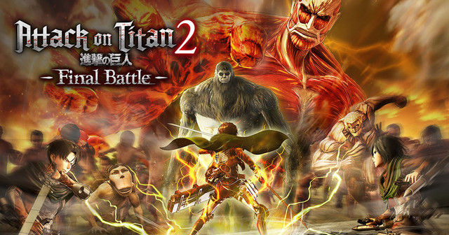 Attack on Titan 2: Final Battle v.1.0.0 (xatab)