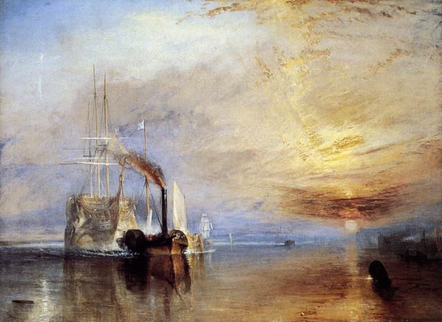 Joseph-Mallord-William-Turner-The-Fighting-Temeraire-tugged-to-her-Last-Berth-to-be-broken-up-WGA23175