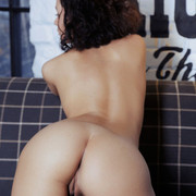 pammie-lee-shows-off-her-perfect-big-melons-and-hairy-yummy-vag-13