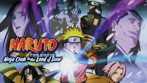 """Netflix nimmt ersten """"Naruto Film"""" wieder runter"""