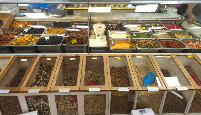 Thuis Mediterrane levensmiddelen bestellen?