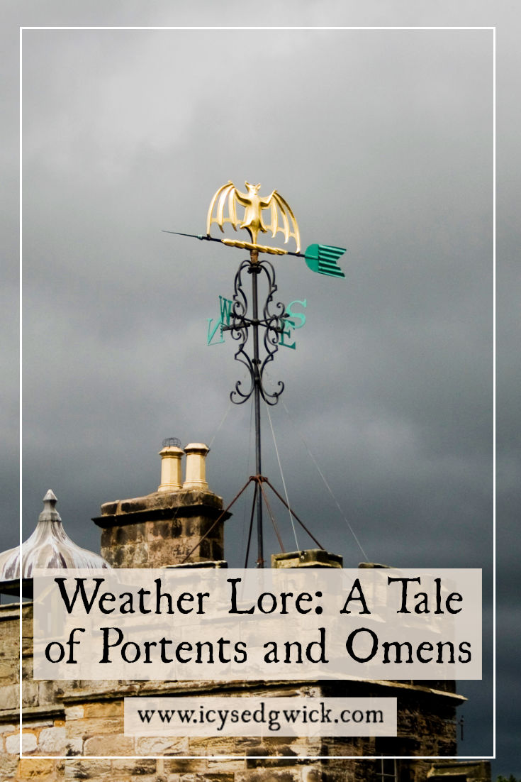 Humans love knowing what lies in the future and predicting the weather is no different. Click here to learn about weather lore and if it actually works...