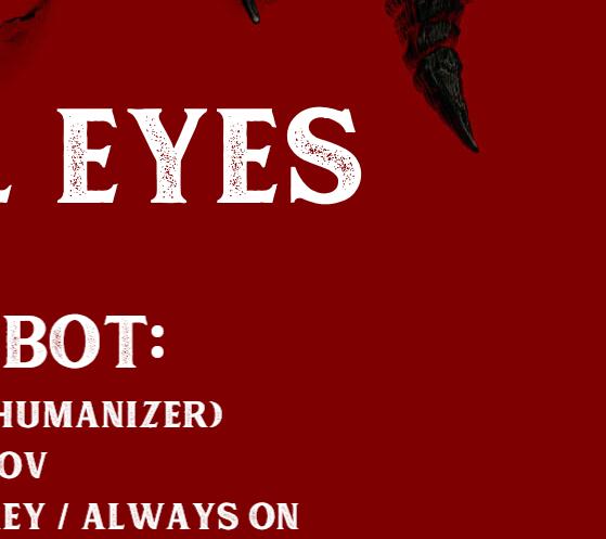 Selling] 😈 DevilEyes BO4 Cheat hack 😈 Aimbot | Esp | No
