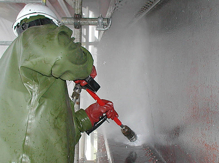Industrial-Cleaning