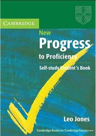 New Progress to Proficiency