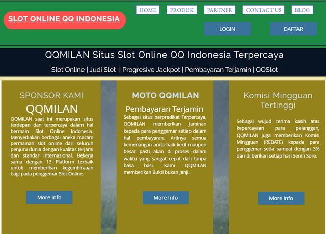 Qqmilan Situs Slot Qq Online Cục Thống Ke Tp Hcm