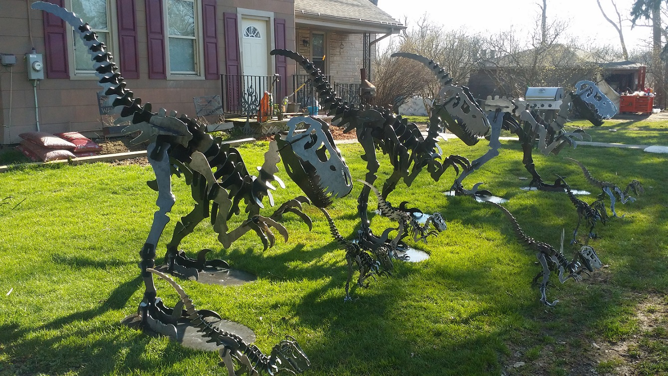 Dinosaur-Family