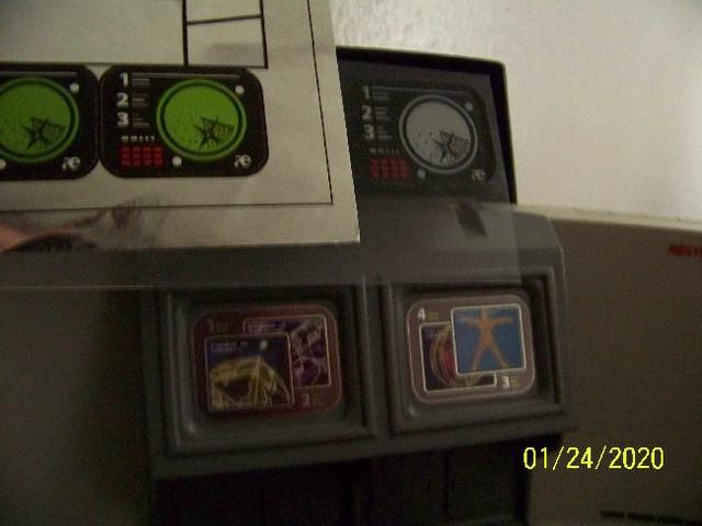 Cobra Terror Drome panel display stickers
