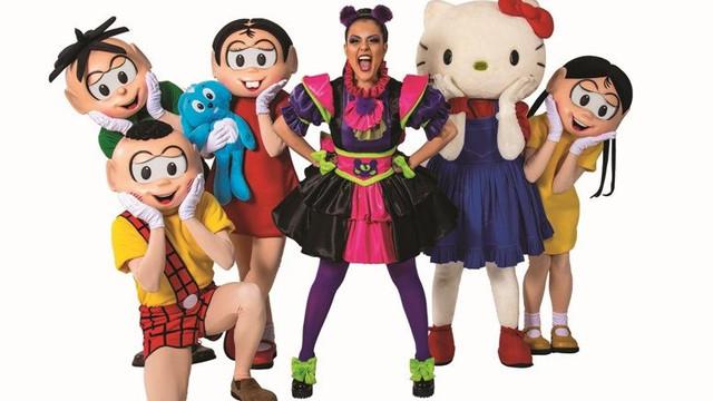 Turma da M nica e Hello Kitty com Lissah Martins 776x437