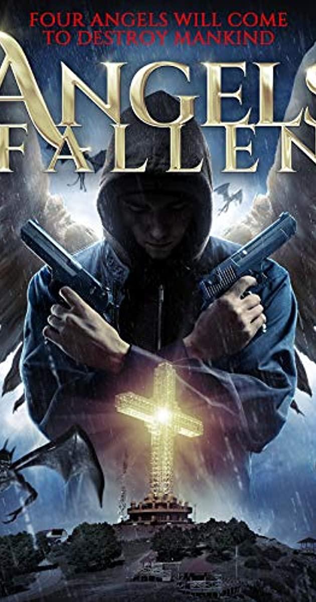 Angels Fallen (2020) Hindi Dubbed HDRip 720p ESub 850MB | 350MB Download