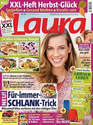 Cover: Laura Frauenmagazin No 38 vom 15  September 2021