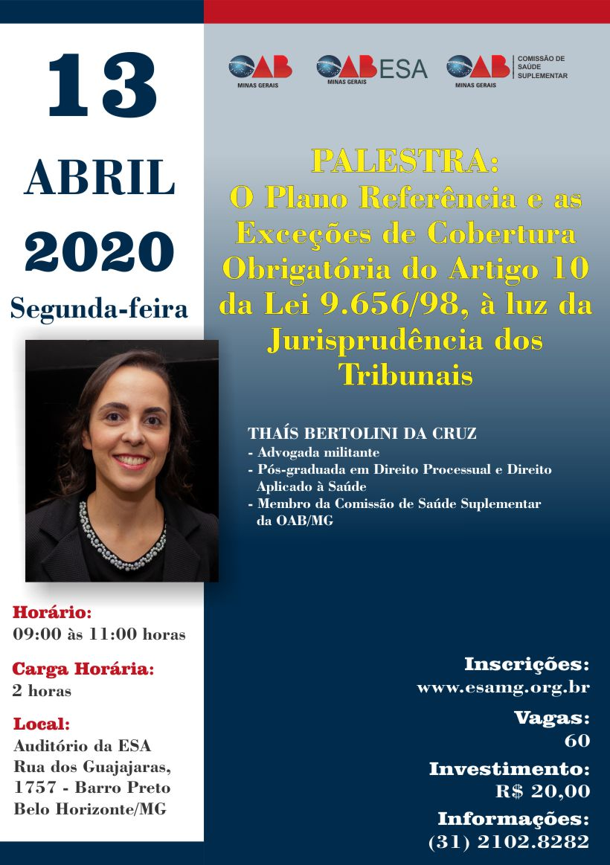 PALESTRA-ESA-2020-DRA-THAIS-BERTOLINI