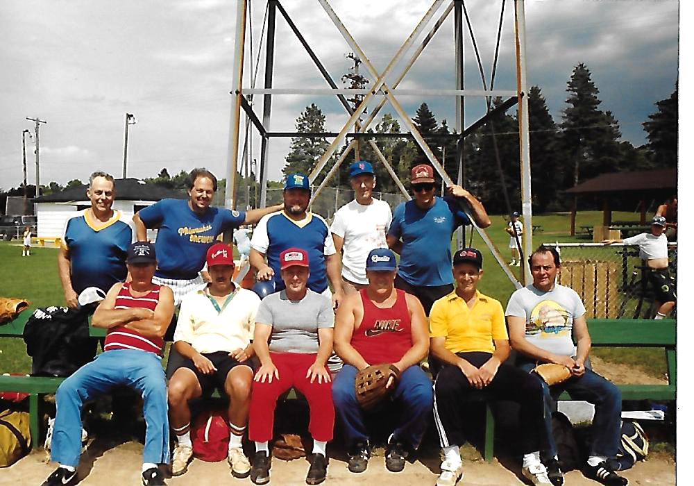 1989 Kewaunee Chiefs Old Timers Game