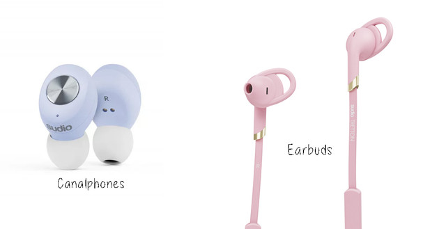 sudio-earpieces