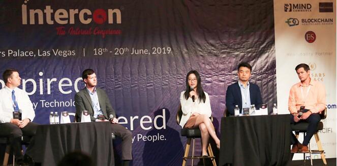 TokenClub CEO Tong Gao receives Top 50 Tech Visionaries Award