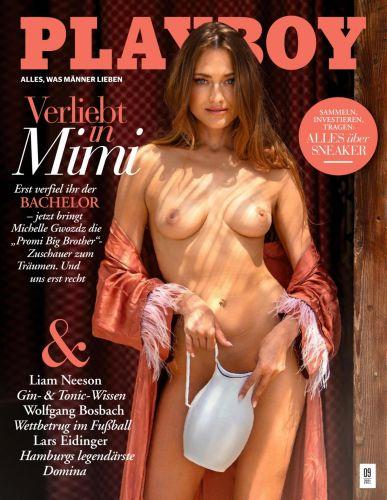 Cover: Playboy Magazin (Deutsche Ausgabe) No 09 September 2021