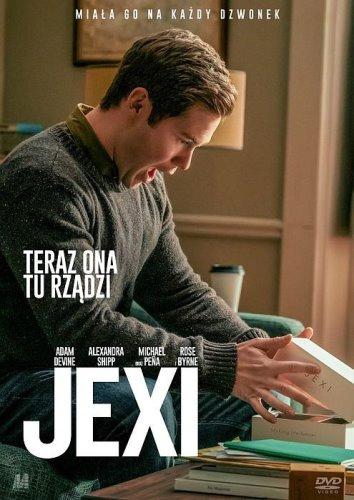 Jexi (2019) PL.AC3.DVDRip.XviD-GR4PE   Lektor PL
