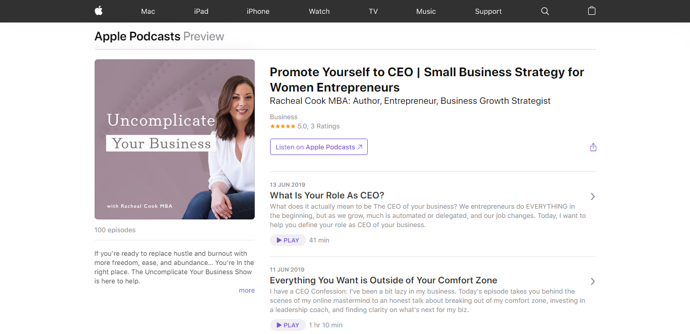 The Promote Yourself to CEO | Small Business Strategy for Women Entrepreneurs travel product recommended by Robyn O'Brien on Pretty Progressive.