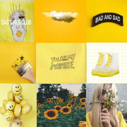 yellow-aesthetic-board-by-chipship-dabgowp