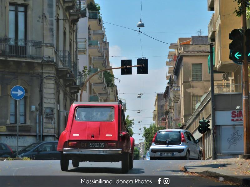 avvistamenti auto storiche - Pagina 31 Citroen-Dyane-600-82-CT590235-1
