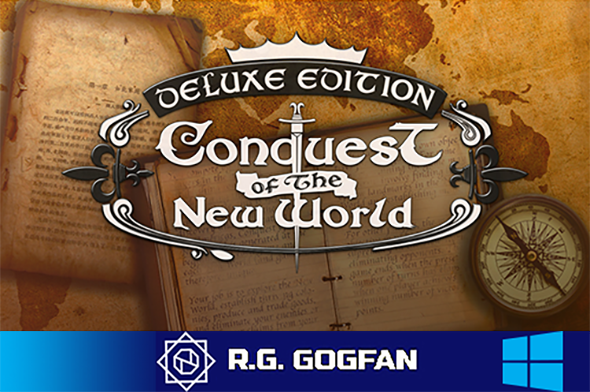Conquest of the New World Deluxe Edition (Interplay) (ENG) [DL GOG] / [Windows]