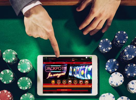 как сделать себе онлайн казино