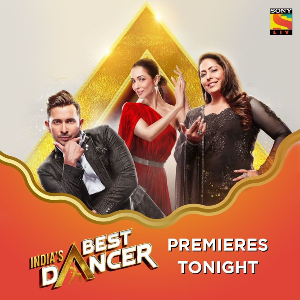 India's Best Dancer S01 (2020) EP27 Hindi (12 September) 720p HDRip 500MB | 250MB Download